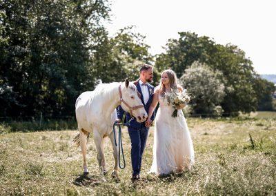 hochzeit-ehepaar-pferd